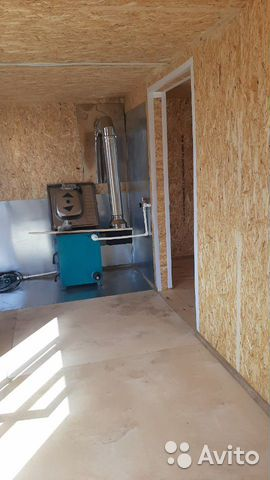 Cottage of 80 m2 on a plot of 10 hundred. 89841623858 buy 4