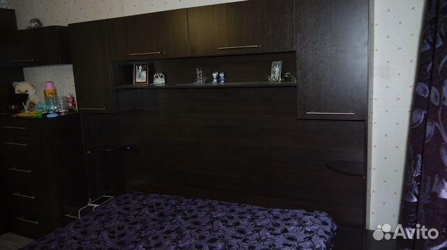 Комплект кровать, матрас, изголовье, тумбочки  89506276098 купить 5