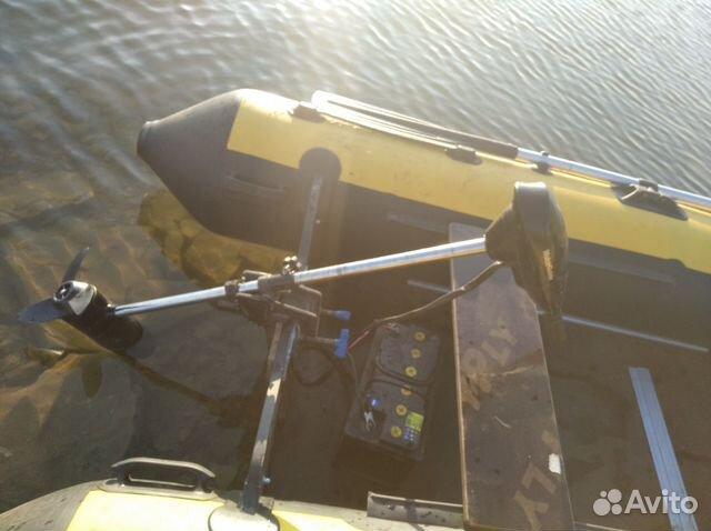 Продается лодка волна,с электромотором 89063747832 купить 3