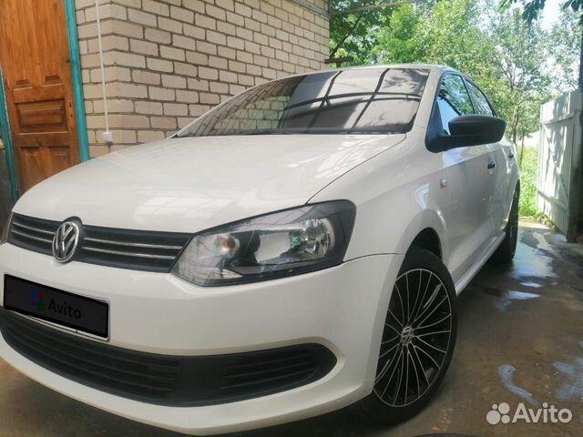 Volkswagen Polo, 2012  89682741008 купить 1