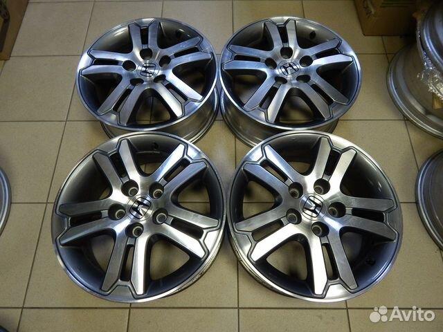 Оригинал Honda Stepwgn R16 5*114.3 ET50 J6 89140053766 купить 5