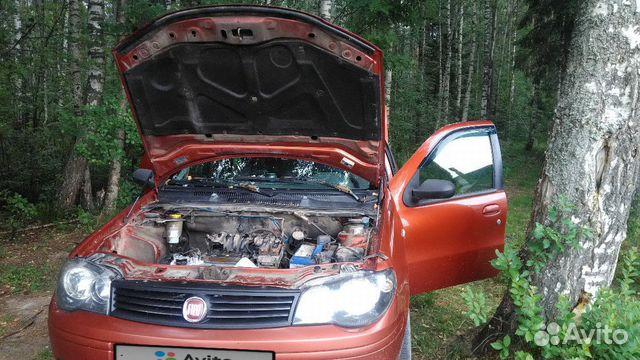 FIAT Albea, 2008 купить 3