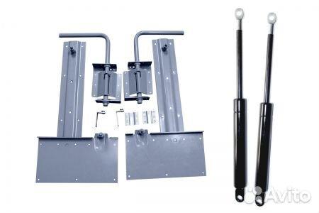 Механизм подъема шкафа-кровати с газлифтами  89609976026 купить 1