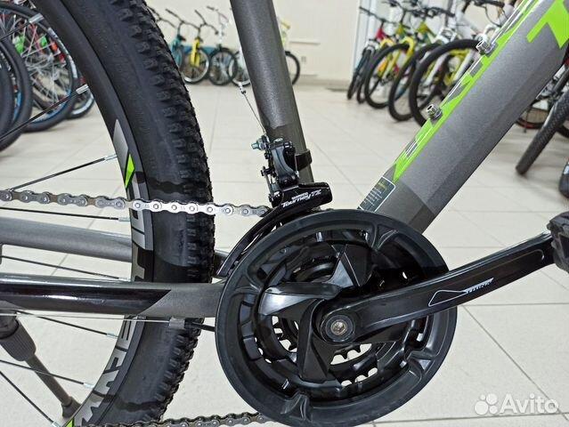 Велосипед Trinx m137 - колеса 27.5 рама 21  купить 3