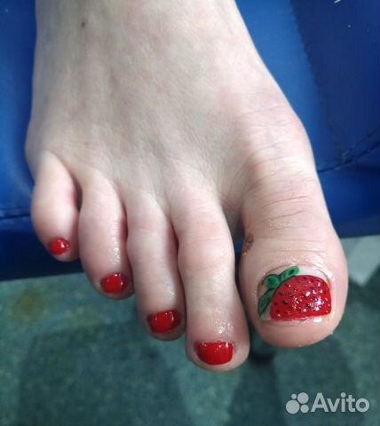 Наращивание ногтей,гель-лак,педикюр  89964133854 купить 8
