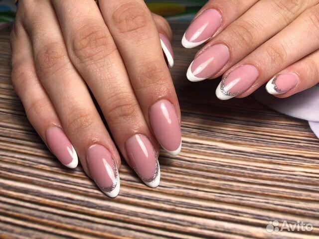 Наращивание ногтей,гель-лак,педикюр  89964133854 купить 10