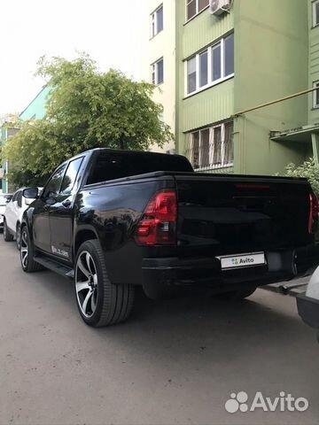 Toyota Hilux, 2015  89185413163 купить 6