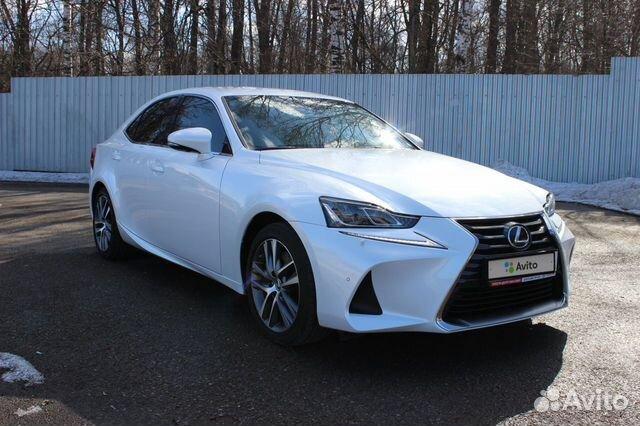 Lexus IS, 2018  89871489067 купить 4