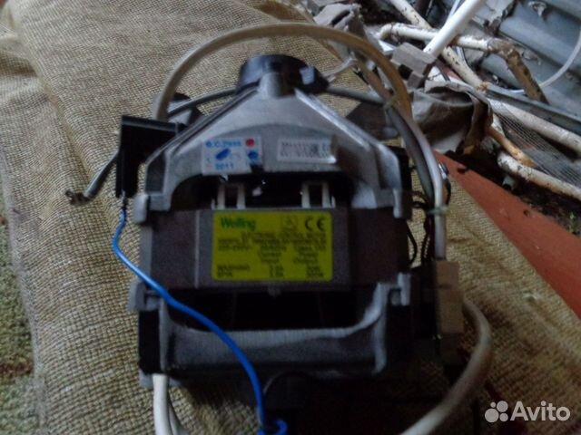 Двигатель от стиральной машинки индезит  89080624184 купить 2
