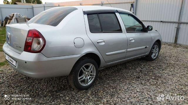 Renault Symbol, 2006  89068171766 купить 6
