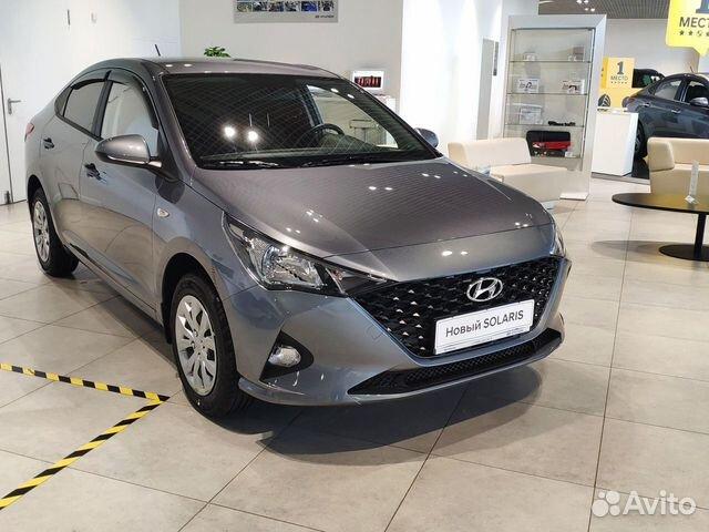 89131202779  Hyundai Solaris, 2020