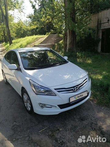 Hyundai Solaris, 2016  89062203295 купить 4