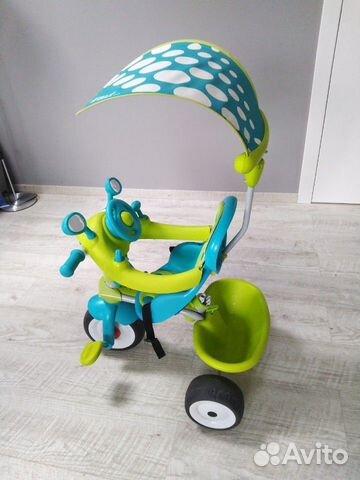 Детский велосипед Smoby Baby driver confort  89005705726 купить 4