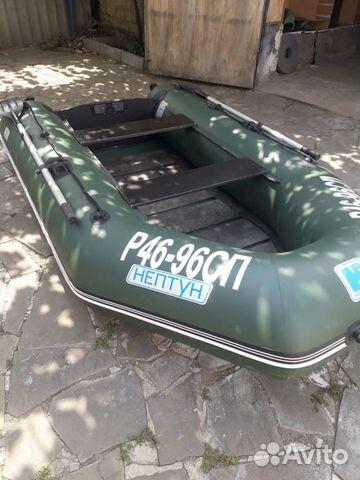 Лодка +мотор