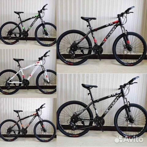 Велосипед горный CR500