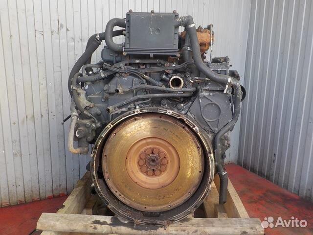 Двигатель Скания DT1217L01 480 л.с. Euro4 HPI (Sca  83919898433 купить 4
