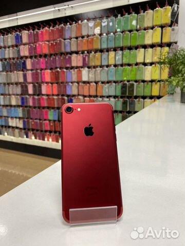 iPhone 7 128gb RED  89024155999 купить 1