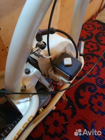 Прицеп с мотором к велосипеду  89584130922 купить 9
