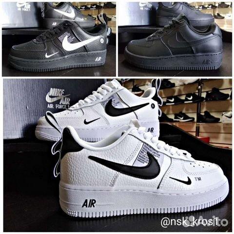 Кроссовки Nike air force  89537737212 купить 1