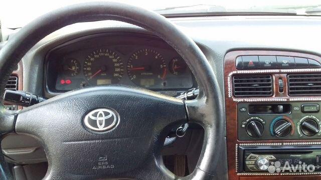 Toyota Avensis, 2001  89022529942 купить 10