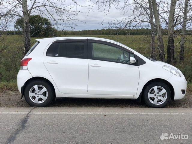 Toyota Vitz, 2007  89098118223 купить 6
