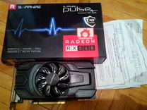 Radeon Sapphire Rx 560 4 gb на гарантии — Товары для компьютера в Казани