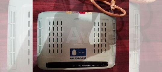 Wi-Fi роутер купить в Москве | Бытовая электроника | Авито