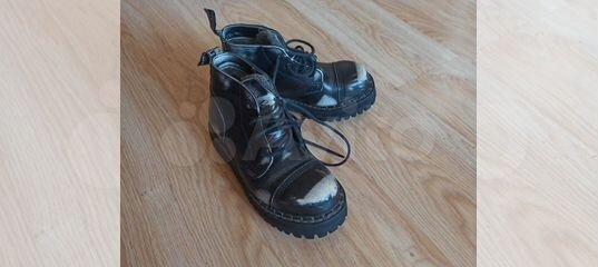 Ботинки Steel оригинал