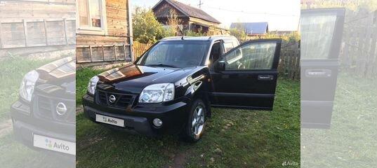 Nissan X-Trail, 2003 купить в Республике Удмуртия | Автомобили | Авито