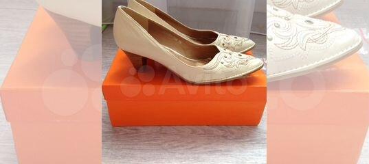 Туфли из натуральной кожи купить в Пермском крае с доставкой | Личные вещи | Авито