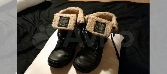 6e6029da0eaf Palladium original зимние ботинки 36 размер купить в Москве на Avito —  Объявления на сайте Авито