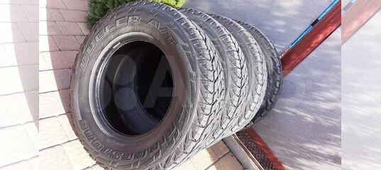 Летние шины Bridgestone Dueler A/T 001235/70 R16
