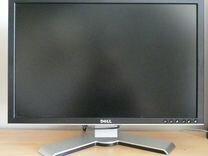 Монитор dell 2408WFP (на запчасти) — Товары для компьютера в Самаре
