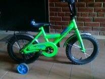 Детский велосипед в отличном состоянии, почти не п