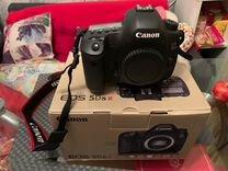 Canon 5DSR на гарантии в идеале