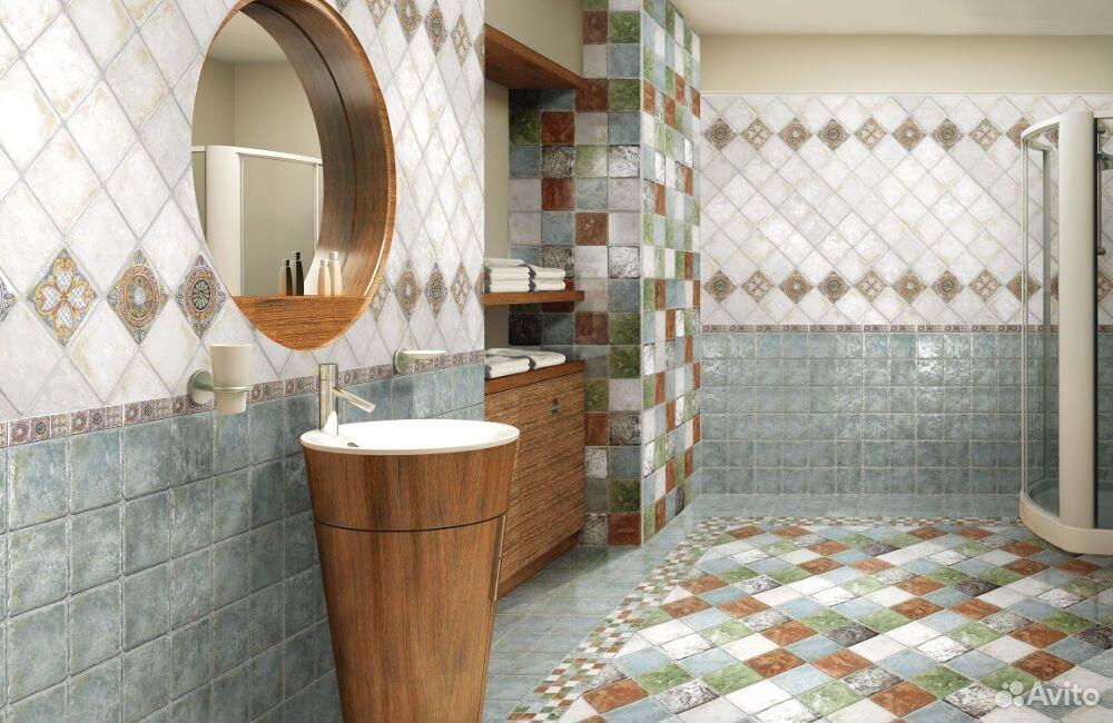 Плиточные работы:Ремонт ванной под ключ  89091220404 купить 1