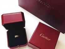 Золотое кольцо Cartier