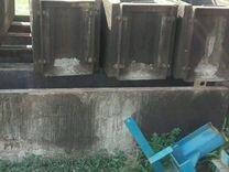 Оборудование для производства фундаментных блоков