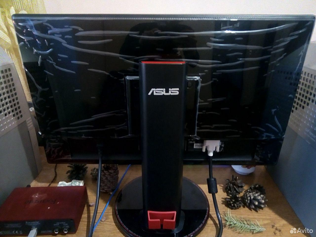Asus vg248qe 144hz 1ms 24* монитор для киберспорта  89141354259 купить 2