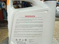 Масло трансмиссионное Nissan вариатор