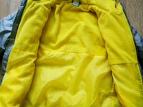 Куртка д/с рост 116