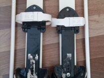 Лыжи для детей 6-9 лет