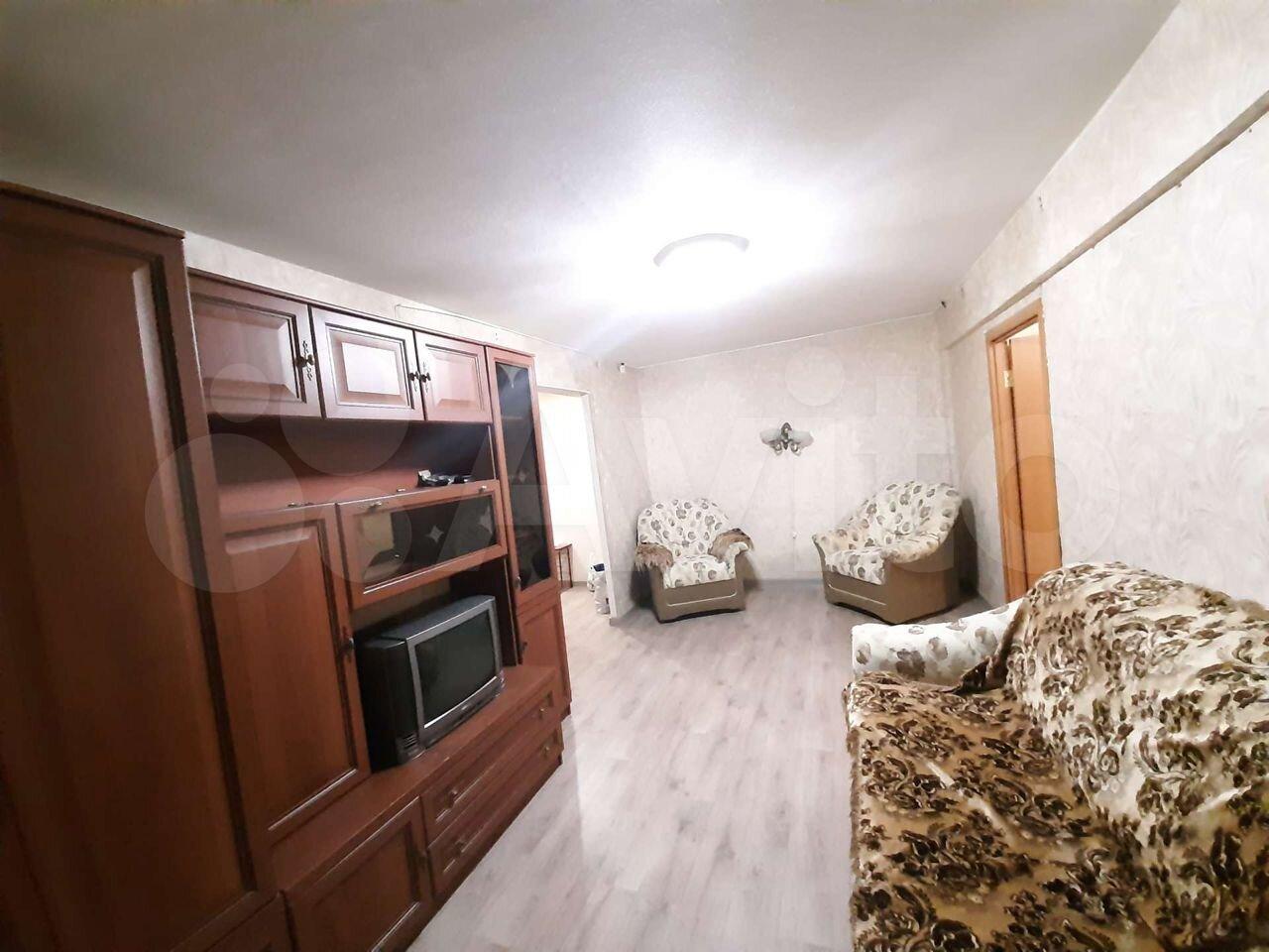 2-к квартира, 44 м², 2/5 эт.  89532657500 купить 1