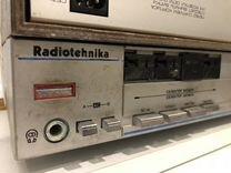 Усилитель Radiotehnika У7111 — Аудио и видео в Москве