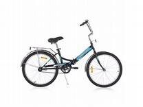 Новый Складной велосипед Десна 2500 24
