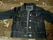 5ee31e43c91 Продам джинсовую куртку в идеальном состоянии. Оде