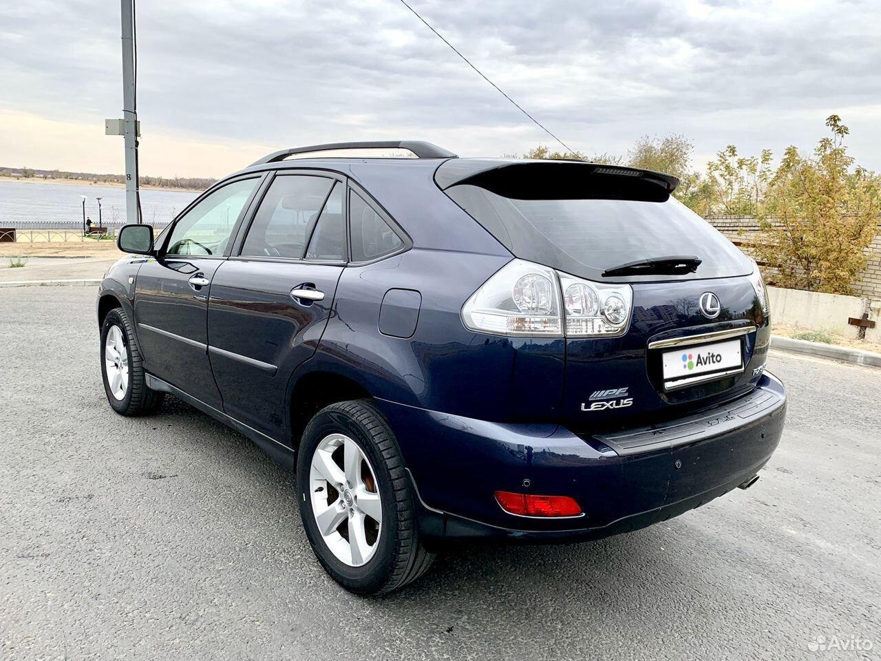 Lexus RX, 2007  89610795153 купить 8
