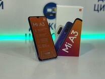 NEW Смартфон Xiaomi Mi А3 4+64GB Not just Blue