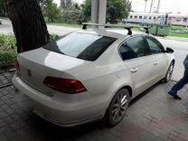 Багажник на Volkswagen Passat (Amos) — Запчасти и аксессуары в Краснодаре
