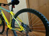Горный велосипед Stern, cross country. Размер рамы